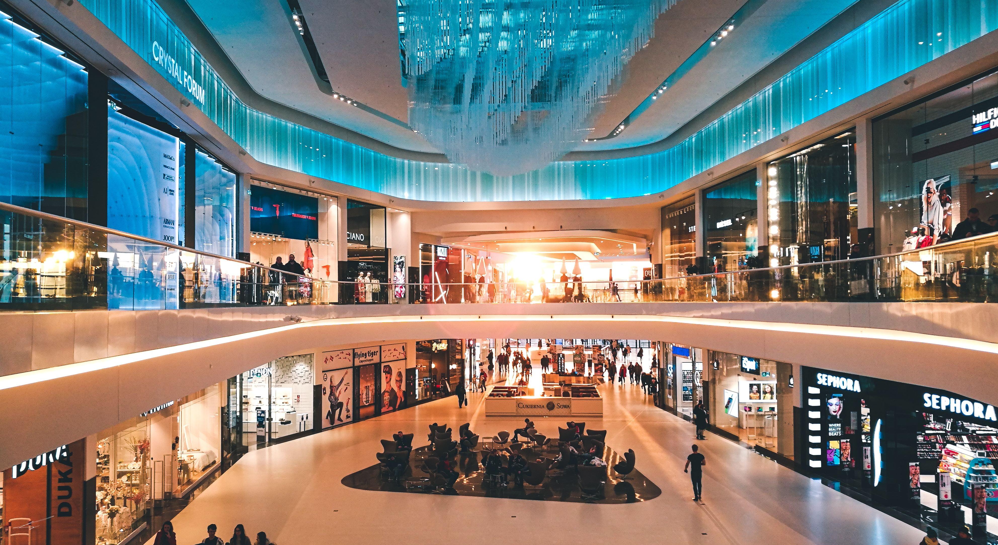 Retail mall marcin kempa