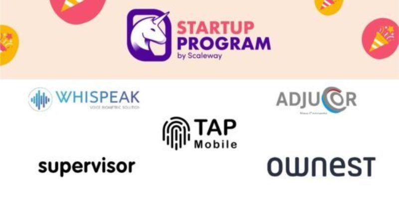 Startup Program Scaleway