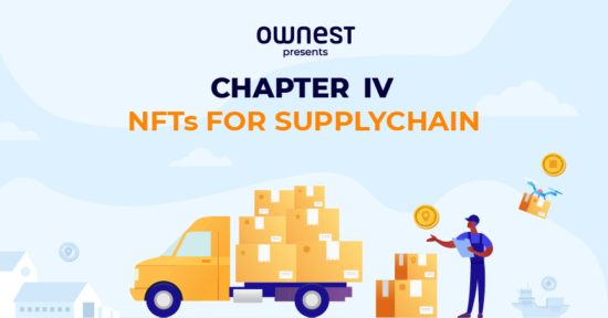 NFT supply chain cover