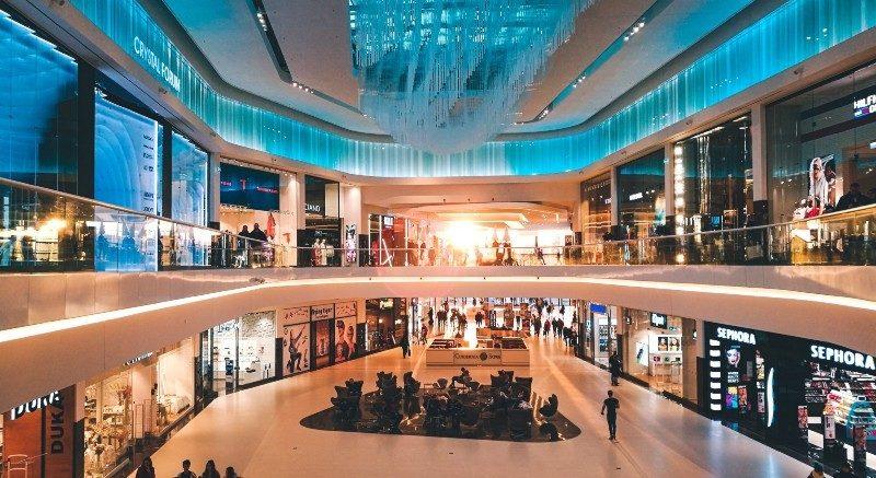 Grand shopping