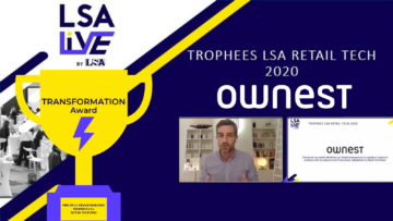 Ownest trophees retail tech live 2020