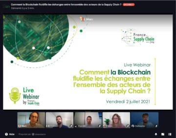 Webinar wavestone blockchain supplychain