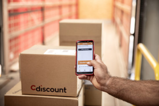 Cdiscount demo supplychain