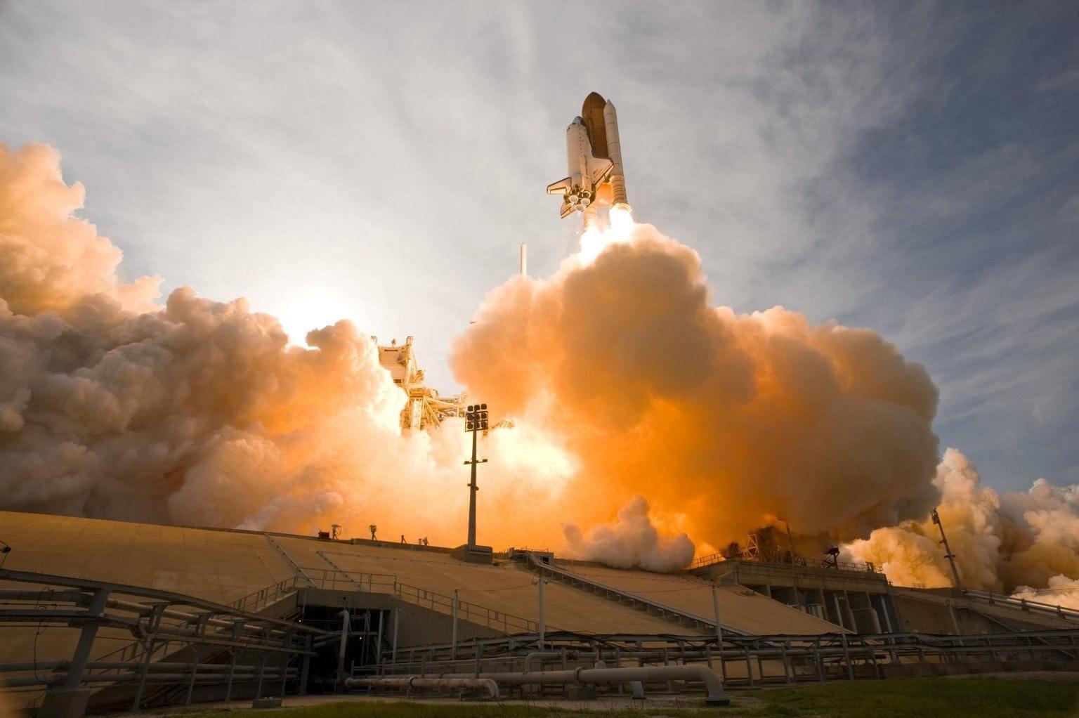 Aerospace engineering exploration launch pexels