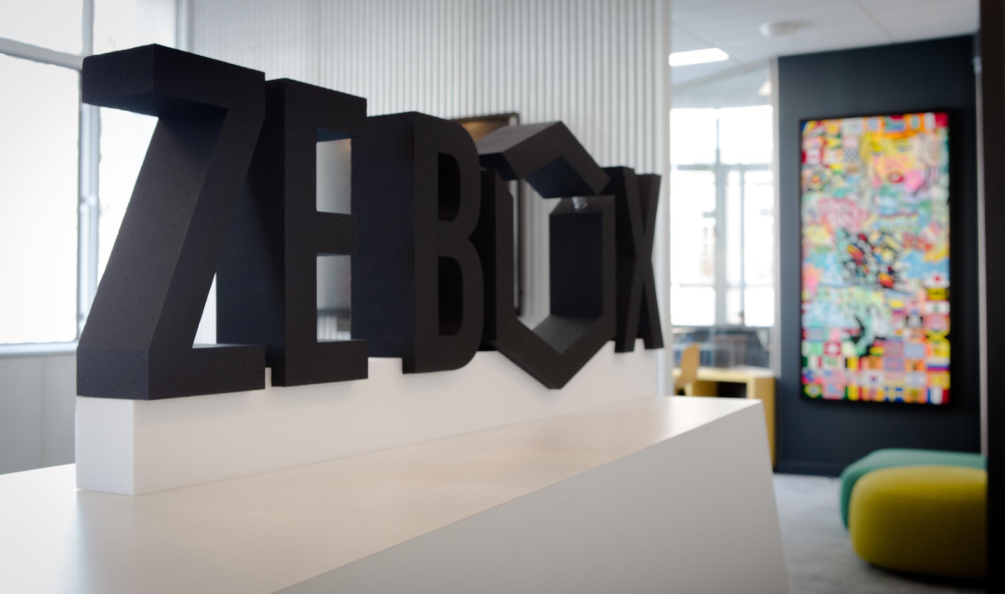 Zebox locaux