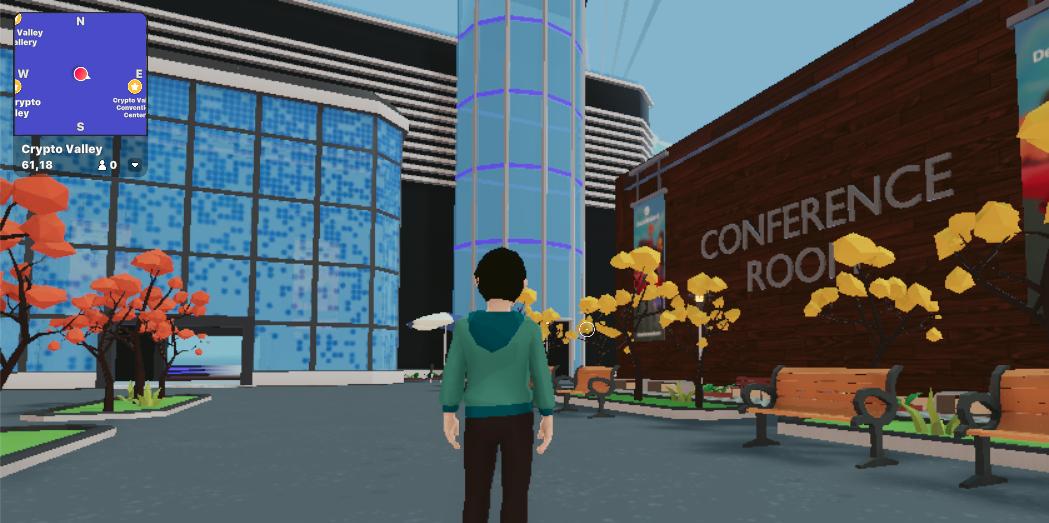 nft-decentraland-virtual-tour