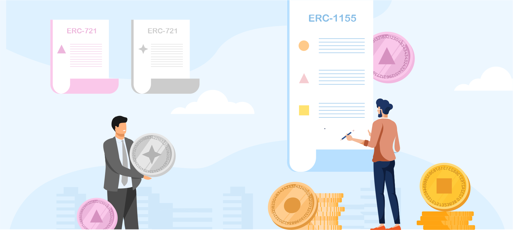 nft-token-smart-contract-ERC1155